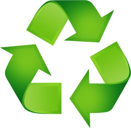 Από ανακυκλωσιμα υλικά